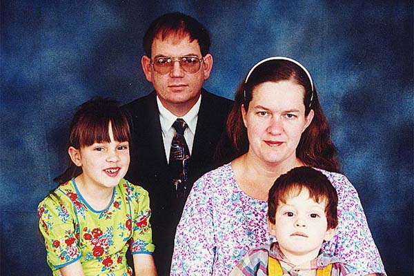 The family - June 1997